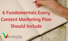 Fundamentals Every Content Marketing Plan