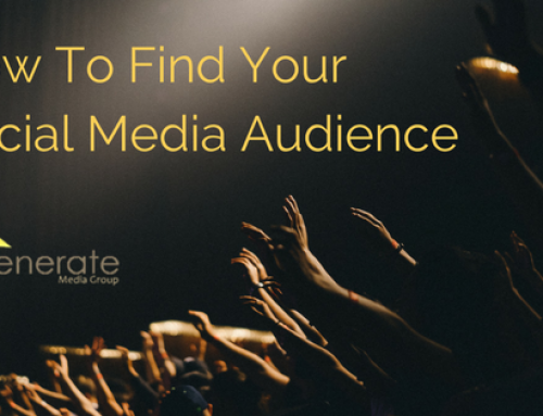 How To Find Your Social Media Audience