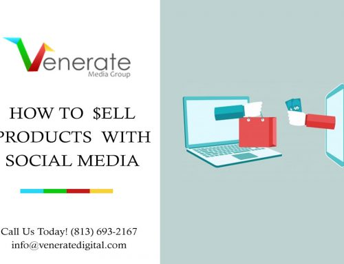 How To Sell Products With Social Media