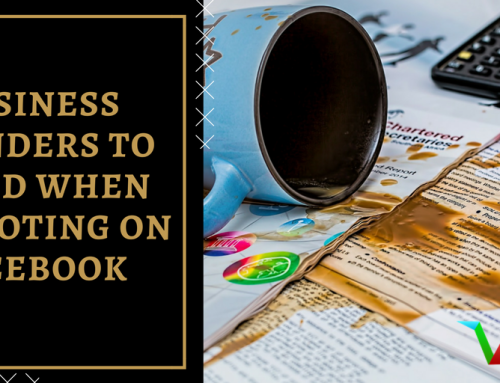 Business Blunders To Avoid When Promoting On Facebook
