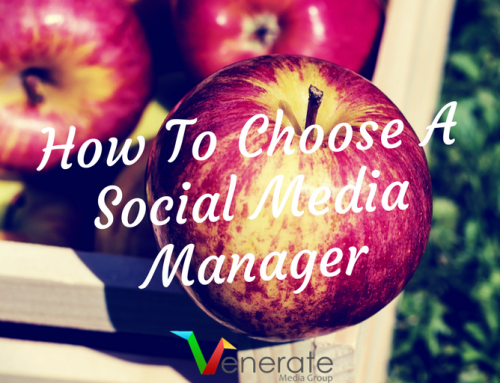 How To Choose A Social Media Manager