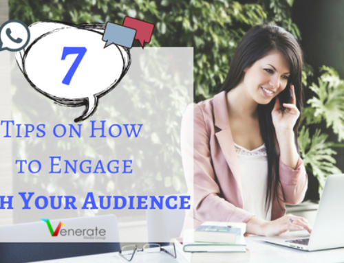 7 Tips on How to Engage With Your Audience