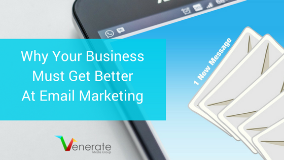 Why Your Business Must Get Better At Email Marketing