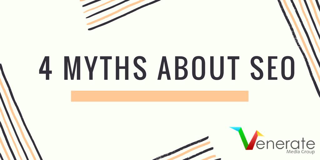 4 Myths About SEO