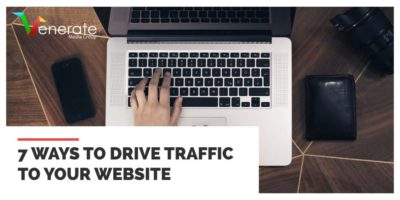 Featured image for an article 7 Ways To Drive Traffic To Your Website