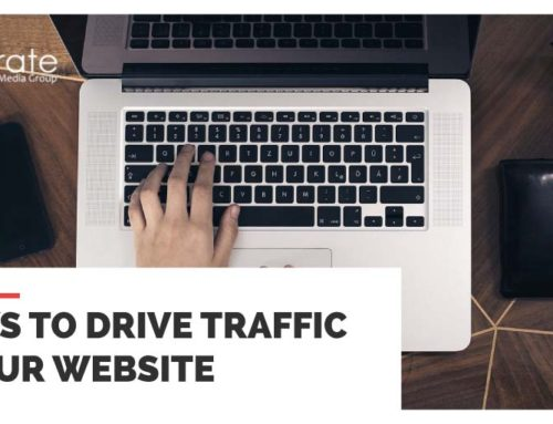7 Ways To Drive Traffic To Your Website