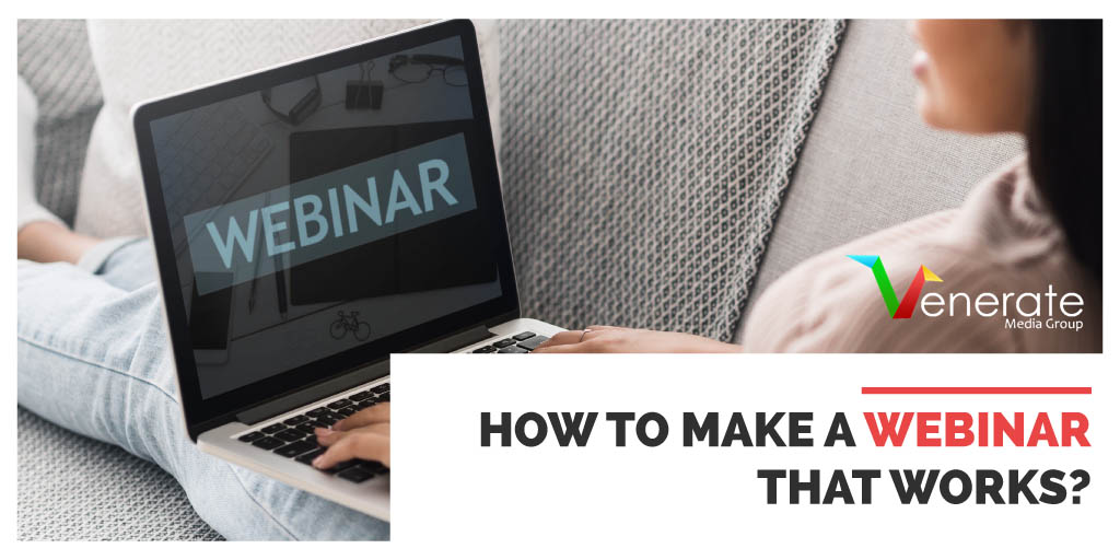 Featured image for an article How To Make a Webinar That Works?