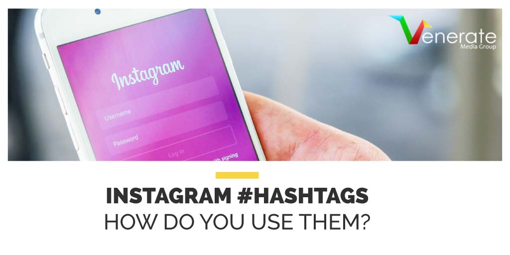 Featured image for an article Instagram #hashtags- how do you use them?
