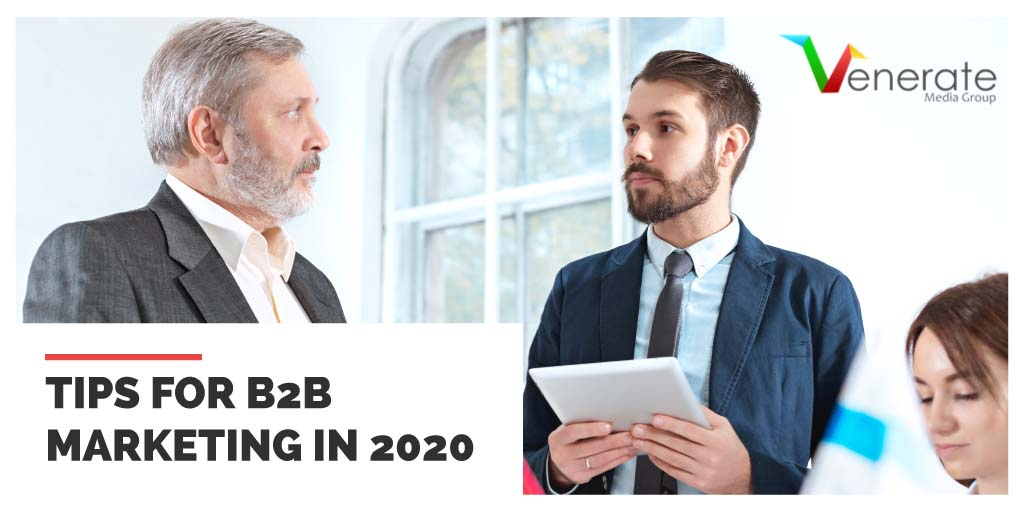 Featured image for an article Tips for B2B Marketing in 2020