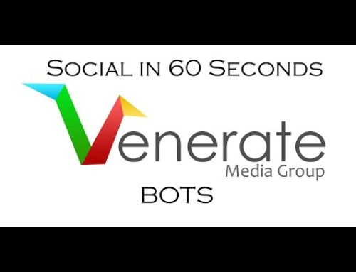 Social In 60 Seconds – Bots