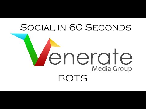 Social In 60 Seconds - Bots