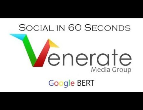 Social In 60 Seconds – Google BERT
