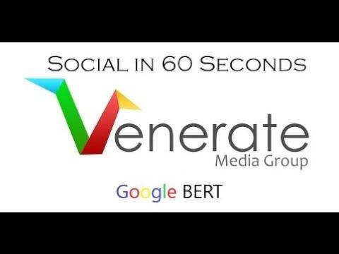 Social In 60 Seconds - Google BERT