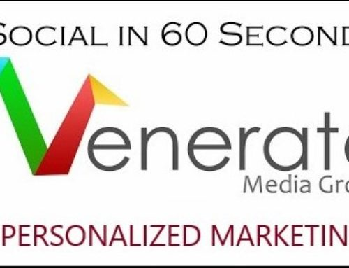 Social In 60 Seconds – Personalized Marketing