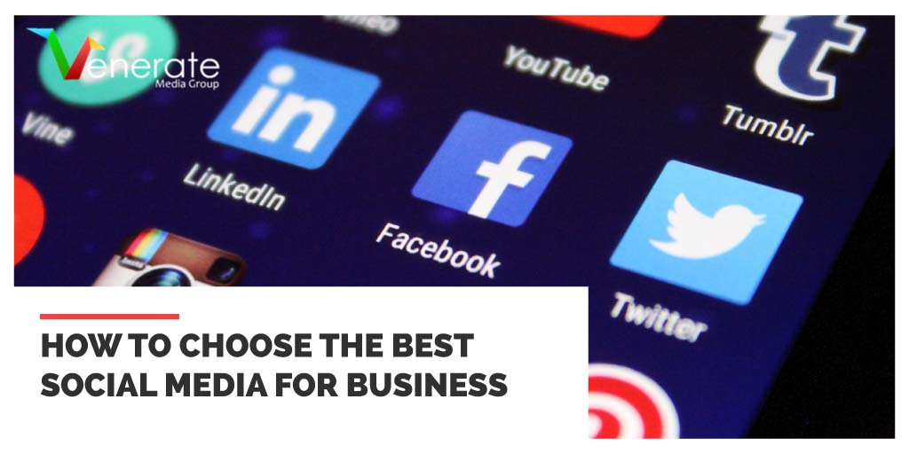 Featured image for an article What's the best social media for your business?